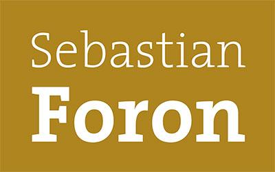 Logo Sebastian Foron